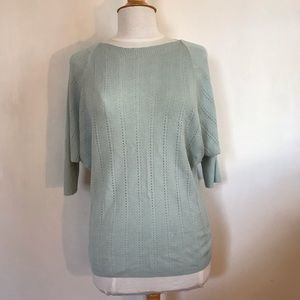 THE LIMITED lightweight batwing sweater size M